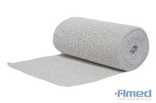 Medical Plaster of Paris Bandage Rolls
